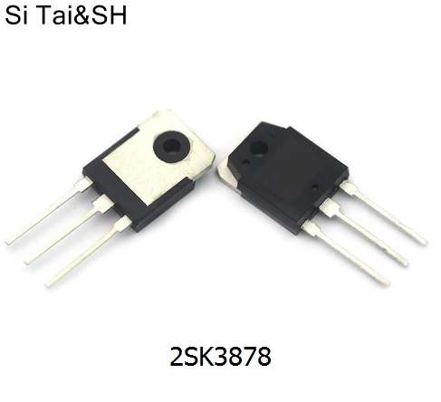 5PCS 2SK3878 K3878 TO-247 TO-3P MOS FET Transistor New Original