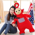 Dorimytrader 39'' / 100cm Large Lovely Plush Soft Stuffed Cartoon Teletubbies Toy 4 Models and Nice Gift Free Shipping DY61041