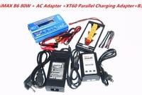 XT60 Battery Lipo Battery Charger For Imax B6 UN A6 B6AC