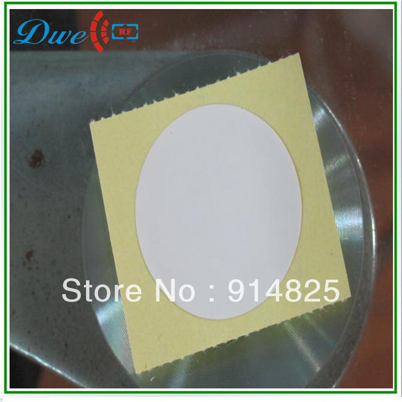 DWE CC RF 150pcs/lot + rfid nfc card, NFC tag , NFC paper stickers with topaz 512 chip round shape 30mm Diameter dr512 dr 512 dr 512 drum cartridge for konica minolta bizhub c364 c284 c224 c454 c554 image unit with chip and opc