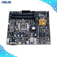 Asus B85M G Плюс/USB3.1 рабочего Материнская плата Intel B85 плата с микросхемой LGA 1150
