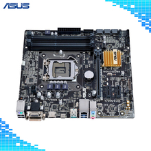 Asus B85M-G PLUS/USB3.1 Desktop Motherboard Intel B85 Chipset Socket LGA 1150