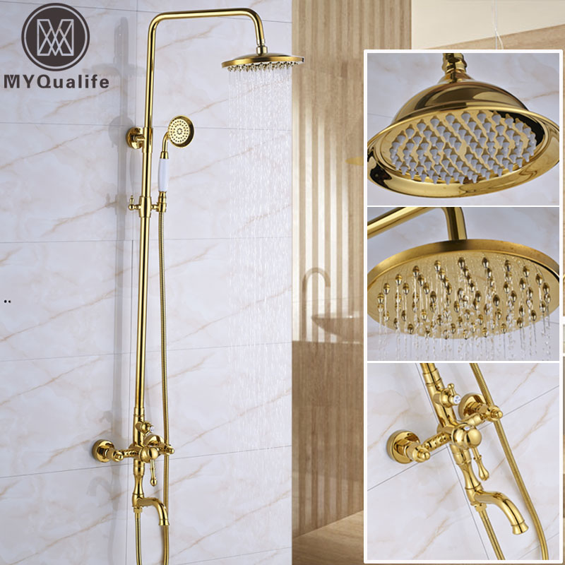 Shower Mixer Faucet Wall Mounted
