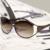 Gafas 2016 gafas de Sol de Diseño de Lujo Las Mujeres Cut-out Mujeres Del Estilo de Gran Tamaño Gafas de Sol de La Vendimia Anteojos Gafas de Moda MK0222