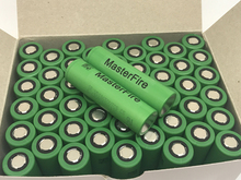 MasterFire 100% Original 3.7V 18650 US18650VTC5 VTC5 2600mAh High drain 30A discharge battery for Sony Batteries