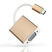 Reversível USB-C Cabo para Projetor Monitor de conversor Adaptador Nokia N1 para A Apple de 12 polegadas MacBook Retina Google Chromebook Pixel