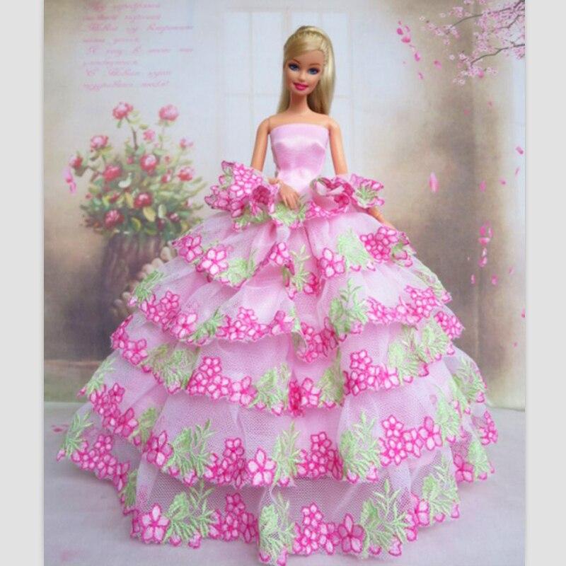 2018 New Handmade Cinderellas Ball Gown Dress For Fr Luxury Skirt