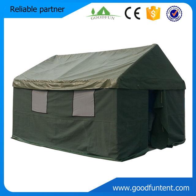 Waterproof high quality military canvas wall tent & Waterproof high quality military canvas wall tent-in Tents from ...