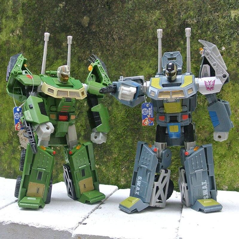 Modèle de réservoir de Robot de déformation attaque vieux jouet de Kong de roi têtu avec des lumières sonores jouets de Transformation pour des enfants