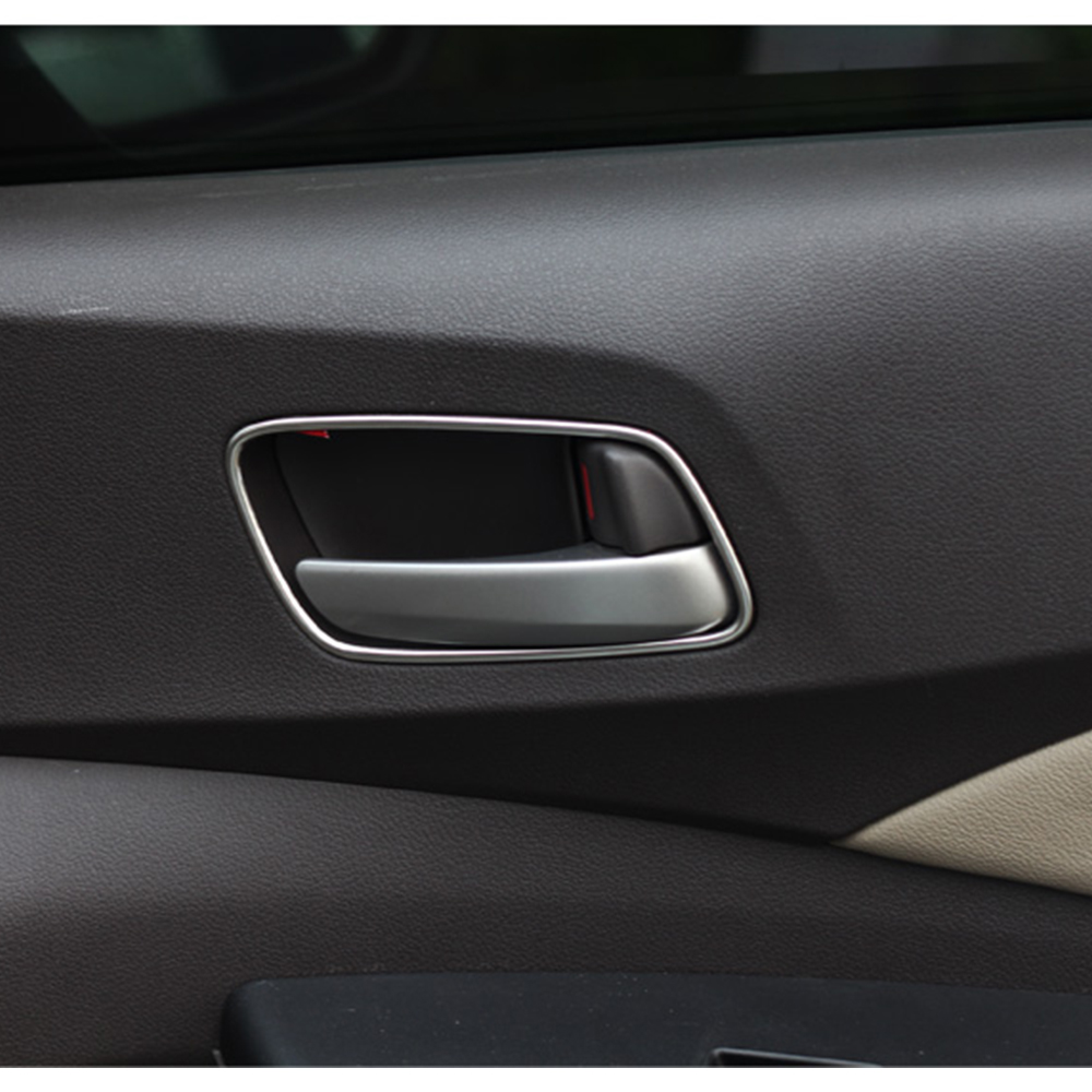inside car door handle. Car Auto Accessories Inner Door Handle Cover Inside Protector Trim For Honda Crv Cr V 2012 2013 2014 Stainless Steel 4pcs-in Interior Mouldings From I
