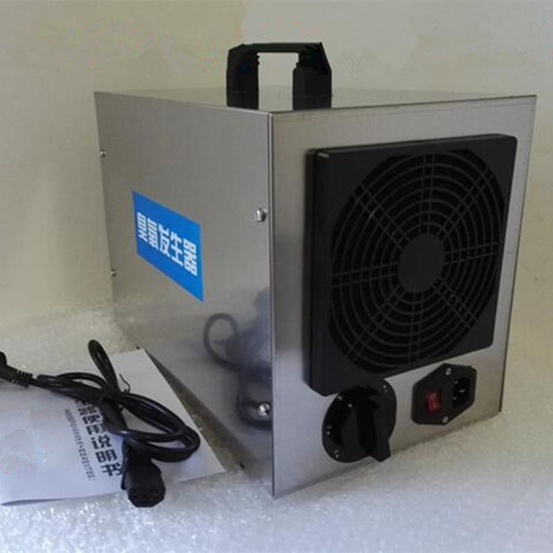 G Portable Ozone Generator Air Purifier V Ozonizador