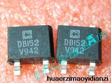 10 ШТ. SMD мостовой выпрямитель устройство DB152 SOP-4 новый