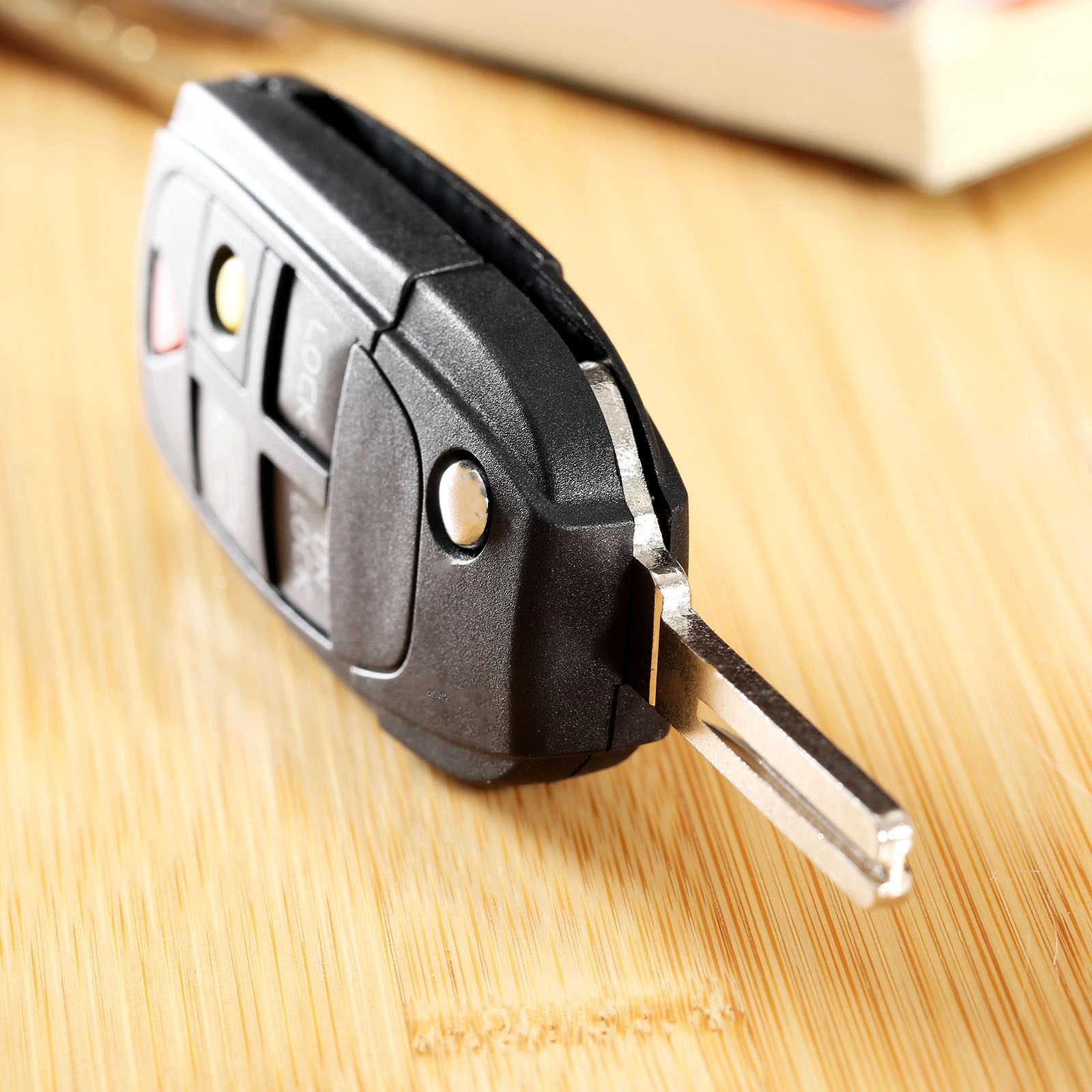 5 Buttons Auto Car Replacement Shell Part Folding Flip Key Shell For VOLVO S60 S80 V70 XC70 XC90 Uncut Blade Remote Key Case Fob in Key Shell from Automobiles Motorcycles