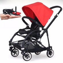 MINI BABY STROLLER NO BUGABOO BEE folding baby jogger Pram(China)