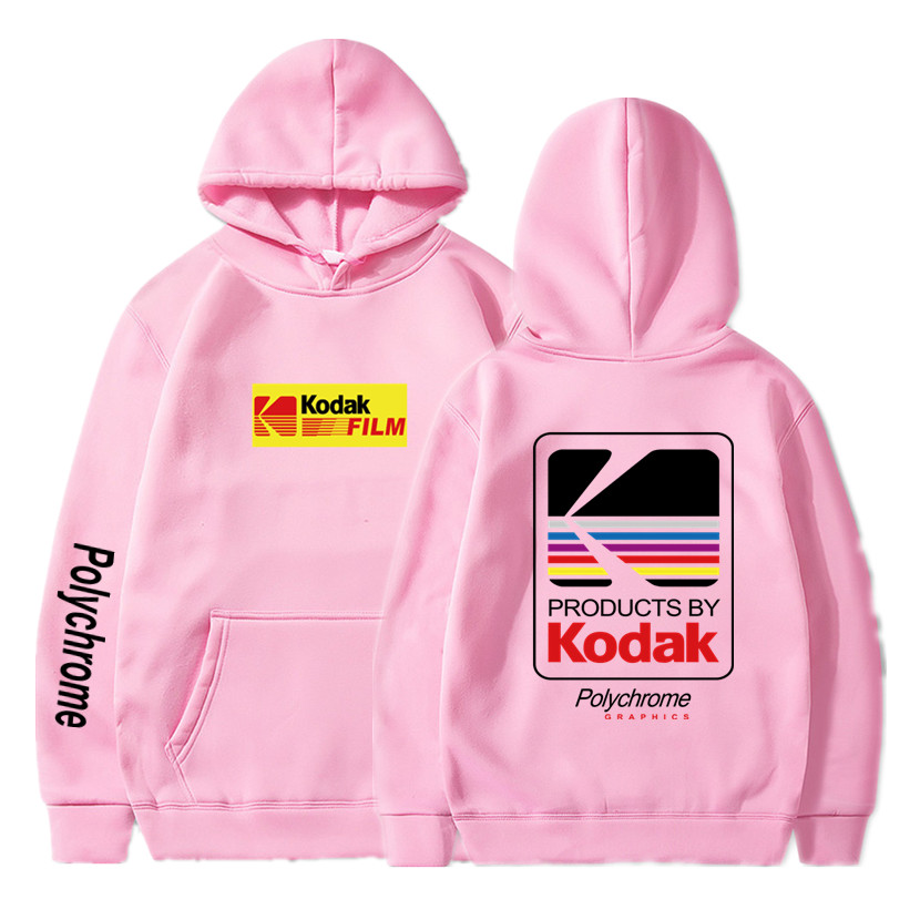 Japanese Hip Hop Winter Fleece Hoody Harajuku kodak Jackets Men Women Sweatshirts 3