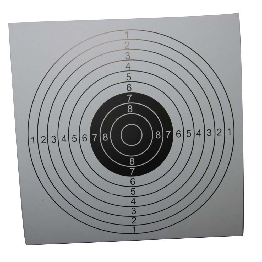 It's just a photo of Impertinent Target Practice Sheets