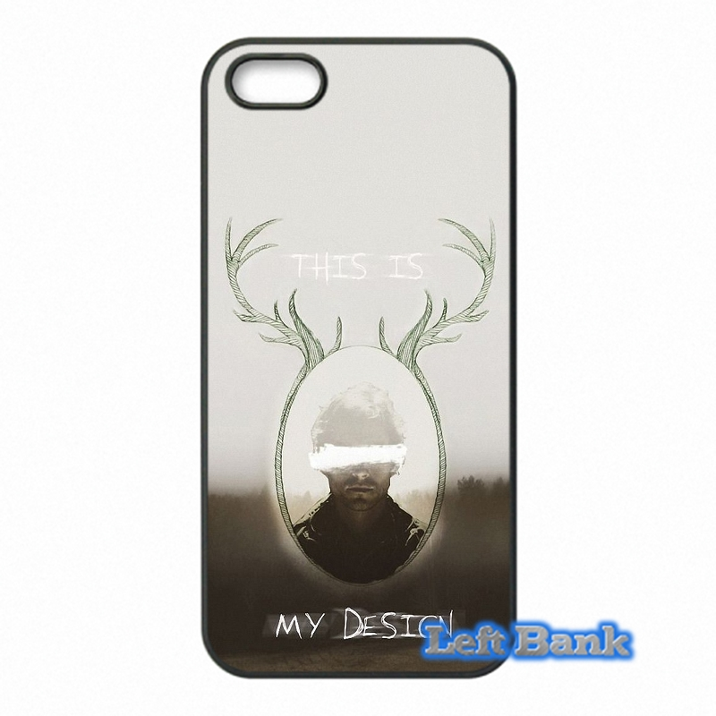 Eat the Rude Hannibal Fannibal Phone Cases Cover For Apple iPhone 4 4S 5 5C SE 6 6S 7 Plus 4.7 5.5 iPod Touch 4 5 6