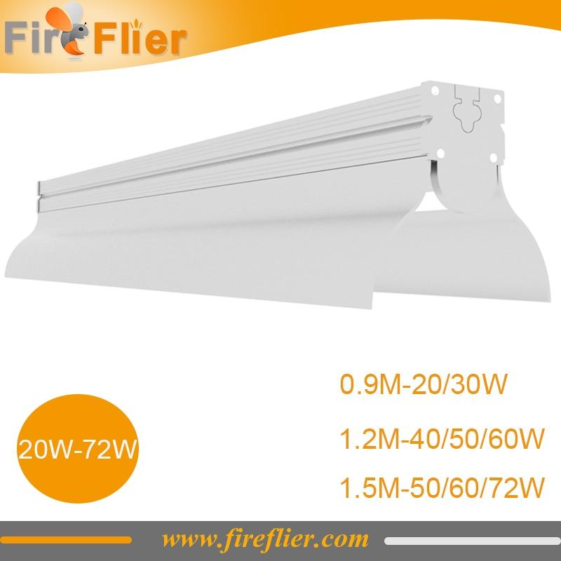 ФОТО 18pcs/lot 90cm 120cm 150cm led batten tubes 40w 50w 4ft led linear fixture 30w 20w food factory lamps 60w 70w 5ft farm led 3ft
