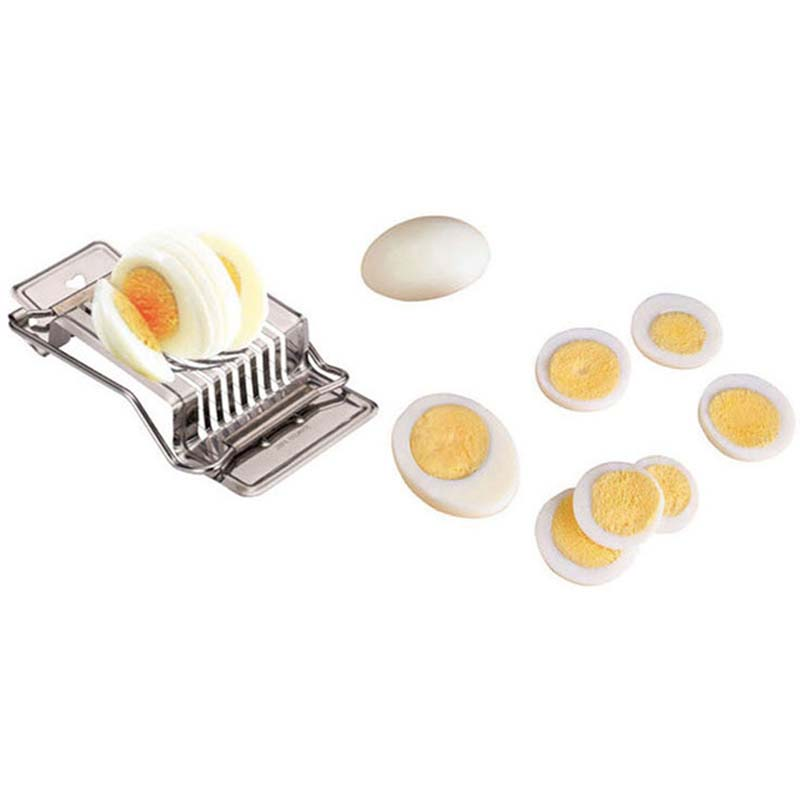 Egg Cutter Stainless Steel Slicer Strawberry
