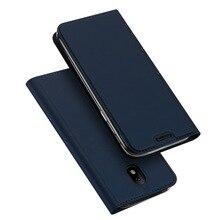 Slim Magnetic Flip Leather Book Wallet Case For Samsung Gala