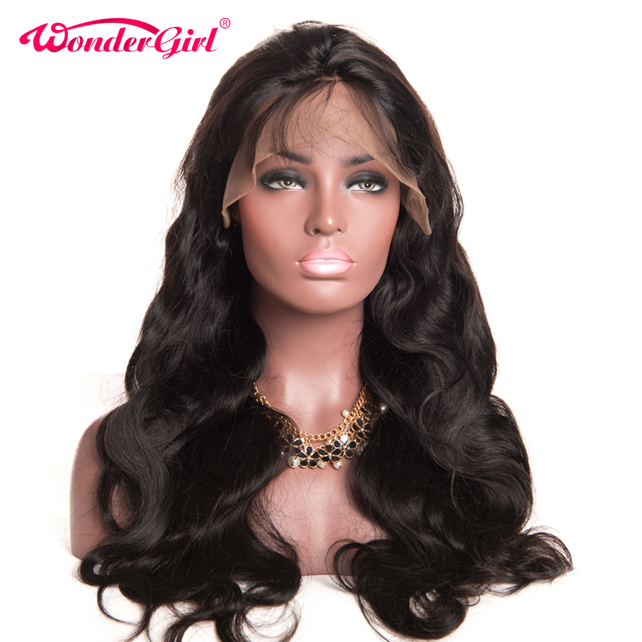 Remy Peruvian Body Wave 360 Lace Frontal Wig Pre Plucked With Baby Hair 360 Lace Front