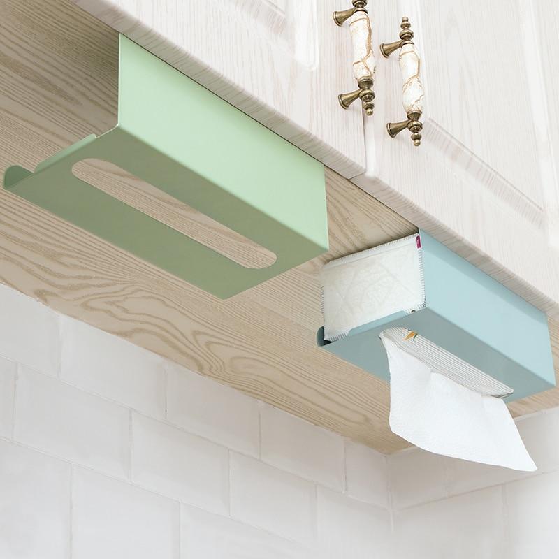 New Under Cabinet Shelf Organizer Storage Paper Towel: Paper Towel Holder Under Cabinet Hanger Storage Organizer