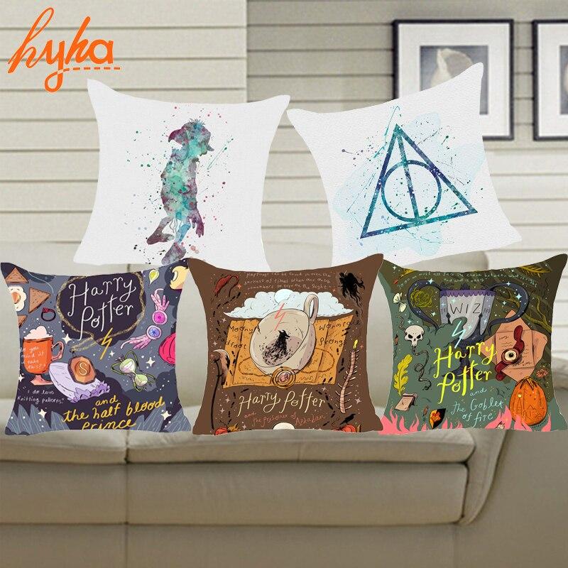 Hyha Harry Potter Style Dobby Polyester Cushion Cover