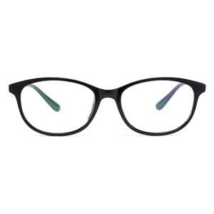 Image 4 - Gmei optyczne Trendy Ultralight TR90 owalne pełne obręczy kobiet oprawki do okularów korekcyjnych dla kobiet krótkowzroczność okulary prezbiopia M041
