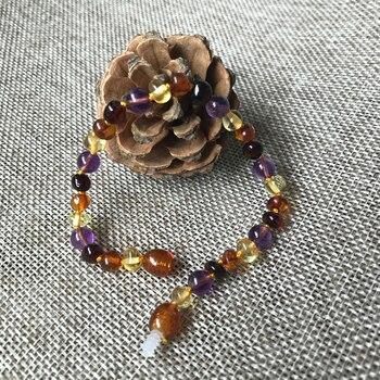 Bracelet Ambre Femme