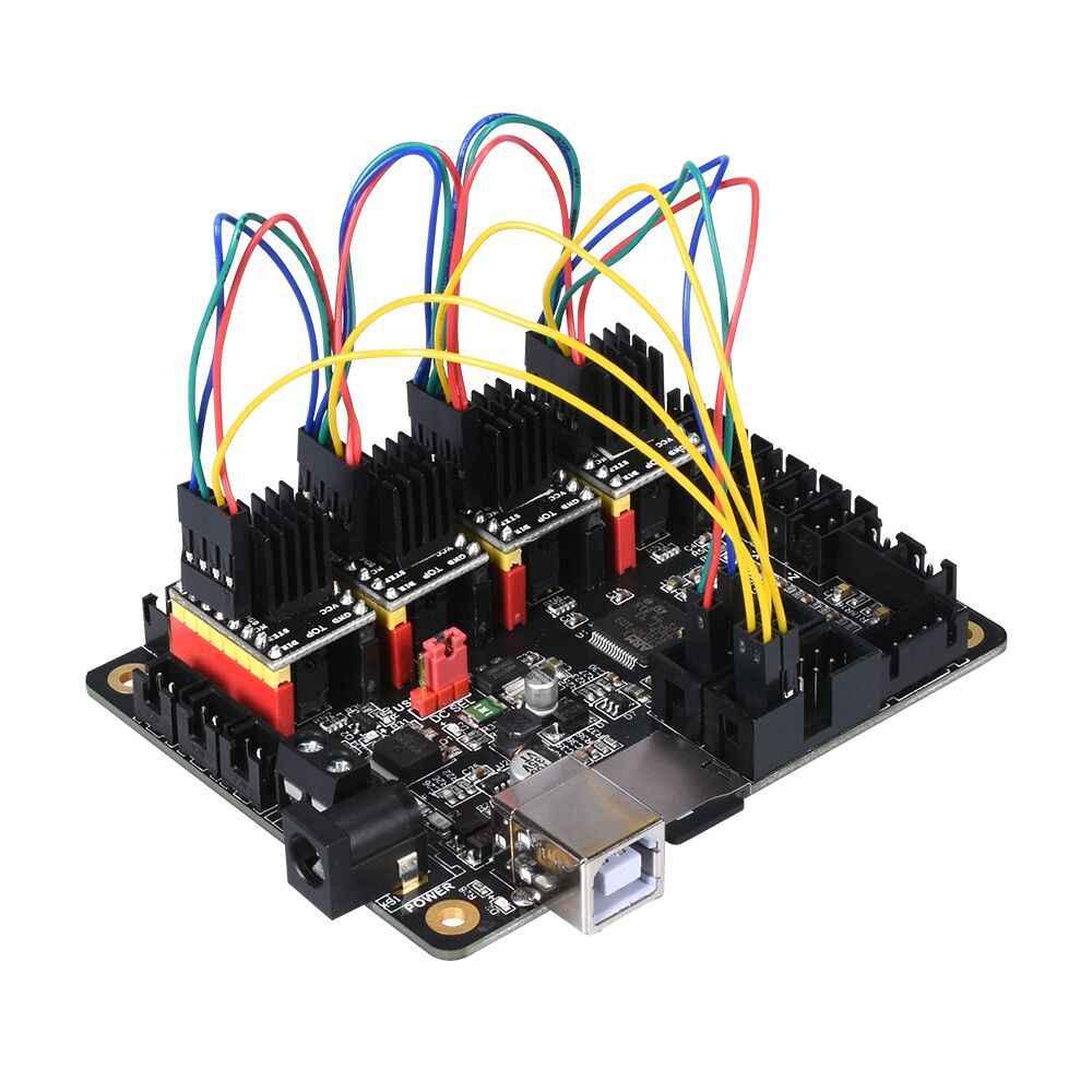 BIGTREETECH SKR mini V1.1, placa de Control de 32 bits, eje Z doble, TMC2208 TMC2130 A4988 SKR V1.3 MKS GEN L, piezas de impresora 3D