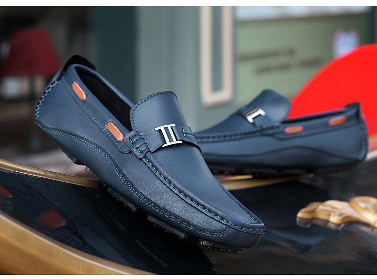 HN 1128 (4) Men`s Casual Loafers Shoe