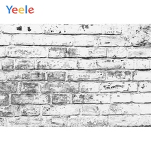 Yeele Grunge White Old Wooden Board Planks Texture Personalized Photographic Backdrops Photography Backgrounds For Photo Studio