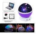 Stars Moon Sky Projector Light Up Christmas Halloween Gift Glow In The Dark Toys For Baby Kid Boy Girl Children Baby Sleeping