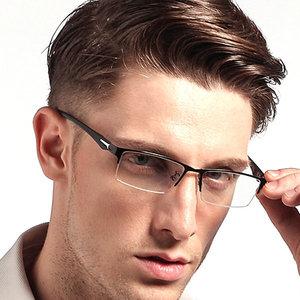 Image 4 - WEARKAPER متعدد البؤر التقدمية اللونية نظارات للقراءة الرجال التجارية الديوبتر طويل النظر نظارات gafas دي ليكتورا