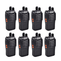 8PCS Baofeng BF-888S Walkie Talkie 5W Handheld  Radio Upgrade Version for BF-777s BF-666s