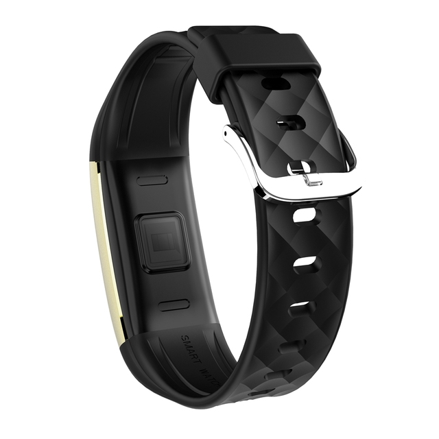 Smarcent Bluetooth S2 Wristband Heart Rate Monitor Smartband Activity Tracker
