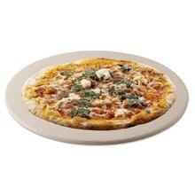 10 & 13 дюймов пицца камень для приготовления выпечки гриля-13 дюймов Экстра толстые-Пицца Инструменты для печи и барбекю гриль жаропрочная посуда Кухня