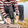 야외 스포츠 초경량 정수기 휴대용 펌핑 워터 필터 캠핑 장비 야외 긴급 생존 도구