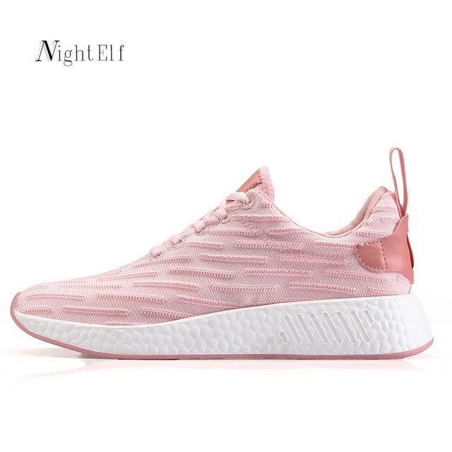 Femme Air respirant chaussures de mode de sport pour les femmes de loisirs chaussures de sport c3FBEF9m
