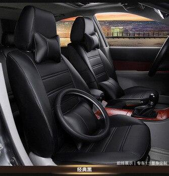 TO YOUR TASTE auto accessories custom luxury leather car seat covers for KIA SPORTAGE-R Pegas Cadenza K7 shuma carens hot sales