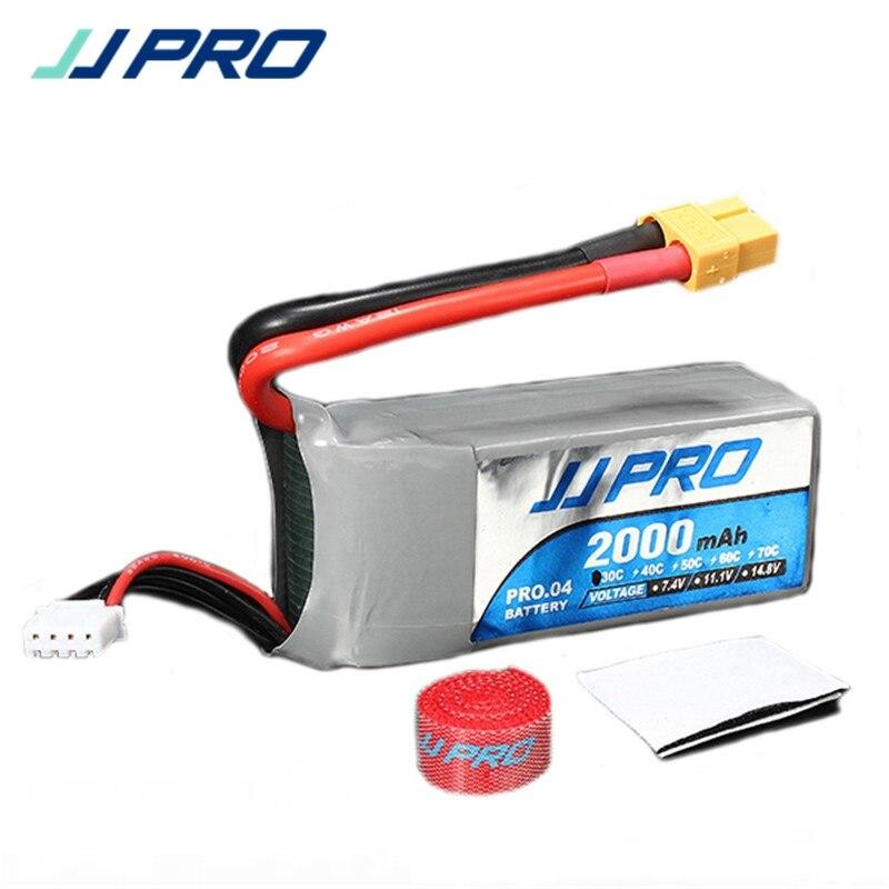JJRC JJPRO JJPRO-P02 Power 11.1V 2000mah 30C 3S Lipo Battery XT60 Plug for For P175 P200 Eachine Falcon 180 210 250 Racer 250 3 6v 2400mah rechargeable battery pack for psp 3000 2000
