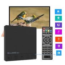 Original Beelink Mini M8S PRO Amlogic S912 Octa Core Android 6.0 Bluetooth 4.0 Dual WiFi 4 K Reproductor Multimedia Inteligente Set top box