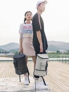 Image 5 - Xiaomi Fashion Chic Rugzak Waterdichte 90FUN Bagpack Mannen Vrouwen Schooltas Winkelen Rugzak Toevallige Laptop Grote Capaciteit Tas