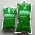 Más grueso al por mayor de 250/500 ml con aislamiento reutilizable ice pack dolor gel seco mariscos picnic cooler bag para médicos caja de vino de frutas