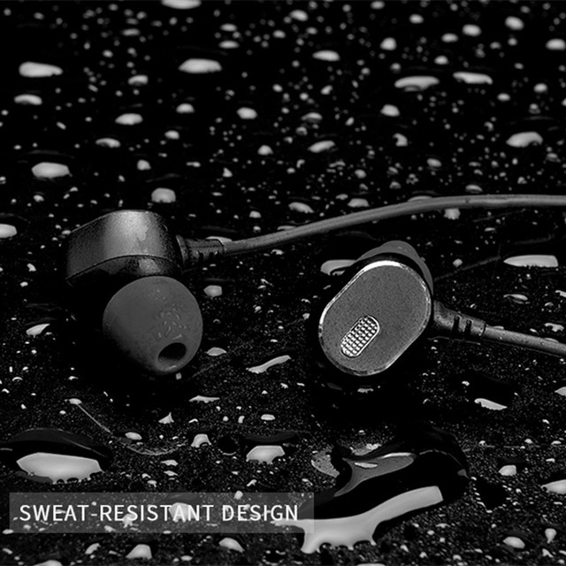 HYASIA Magnetic Headset Sweatproof Sport In-Ear Neckband Wireless Headphone Bluetooth 4.2 Earphone Earbuds For iPhone Xiaomi