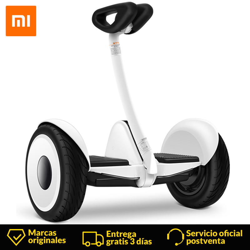 Xiaomi Электрический Ховерборд и 2 колеса электрический скутер для взрослых и машинка с рулем самобалансирующий электрический автомобиль взр