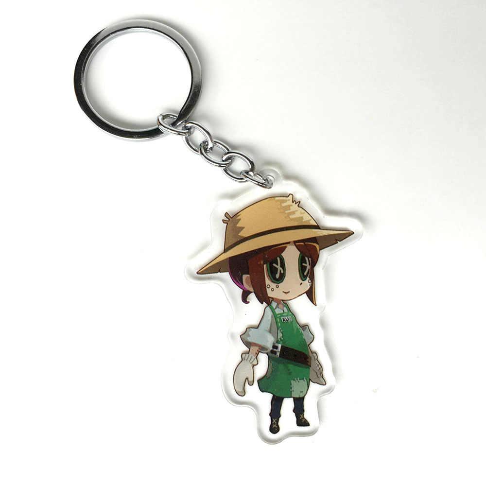 LLavero de Anime japonés de identidad V Correa acrílica/dijes/llavero