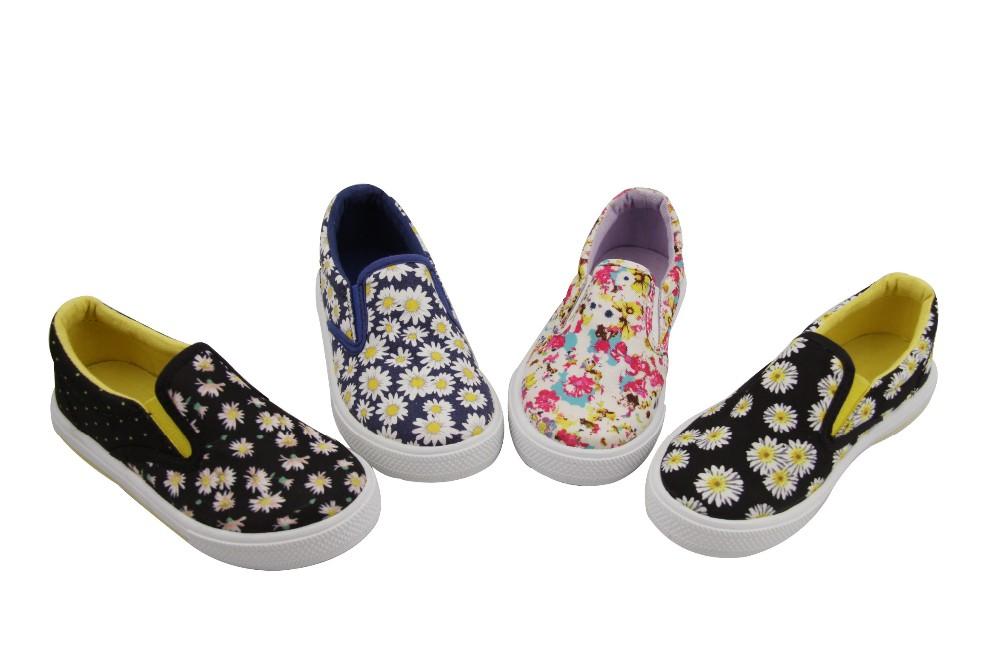 kids printing shoes