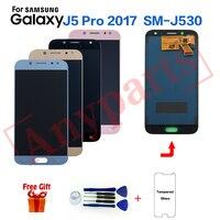 Do Samsung Galaxy J5 Pro 2017 SM J530F wyświetlacz lcd wymiana ekranu dla Samsung SM J530GM J530YM wymiana ekranu wyświetlacza w Ekrany LCD do tel. komórkowych od Telefony komórkowe i telekomunikacja na