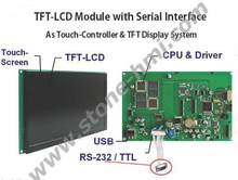 stone tft lcd module for medical kiosk manufacturers with hd color touch screen стоимость
